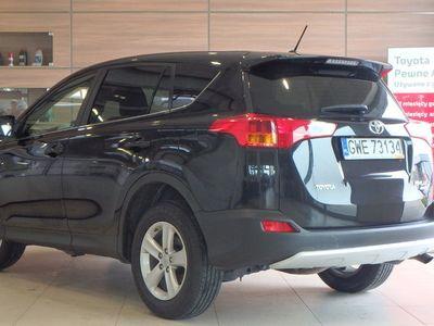 używany Toyota RAV4 2.0 VVT-i Premium Faktura VAT Benzyna, 2013 r.