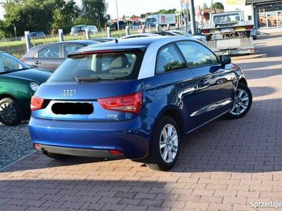 używany Audi A1 1.2 TFSI Klima NAVI MMI Multifunkcja