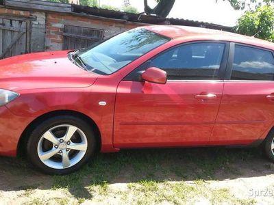 używany Mazda 3 1.6B 2005r.