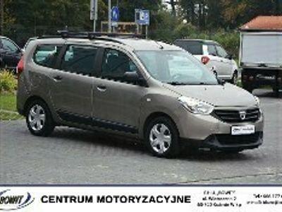 używany Dacia Lodgy 2015r - Klimatyzacja AC - 7-mio osobowy