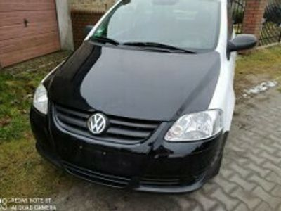 używany VW Fox 1.2