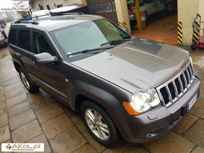 używany Jeep Grand Cherokee 3dm 2008r. 180 000km