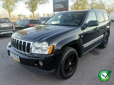 używany Jeep Grand Cherokee 3.0CRD 218KM Zarejestrowany Automat III (2005-2010)