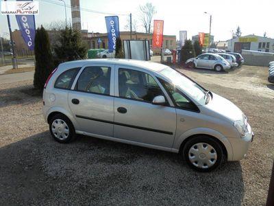 brugt Opel Meriva 1.6dm3 101KM 2004r. 109 000km Pełen serwis niski przebieg bezwypadkowa jeden właściciel !