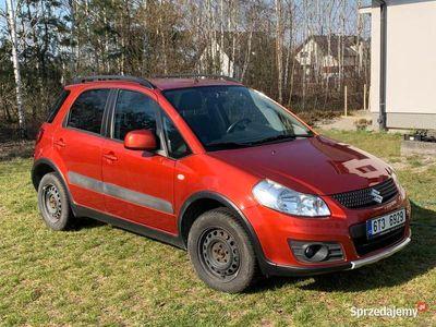 używany Suzuki SX4 4x4