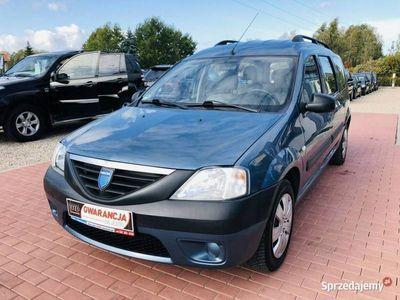 używany Dacia Logan 1.4dm 75KM 2008r. 149 000km