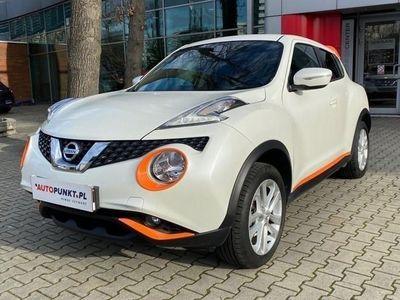 używany Nissan Juke ACENTA Autopunkt / I-WŁ / Krajowy / ASO / Niski Przebieg, Chorzów
