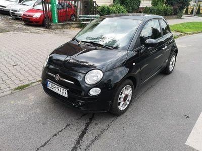używany Fiat 128 500 1.4dm3 101KM 2008r.900km ABS ręczna klima.