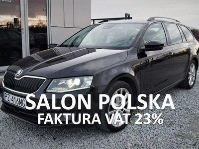 używany Skoda Octavia III 2,0TDi 150KM DSG Style, Lane Assist, Bi-xenon+LED, ACC, Salon PL FV2, Wrocław