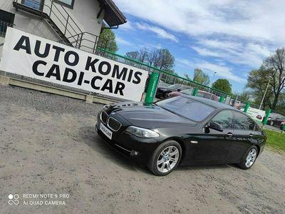 używany BMW 528 2dm 245KM 2012r. 261 000km