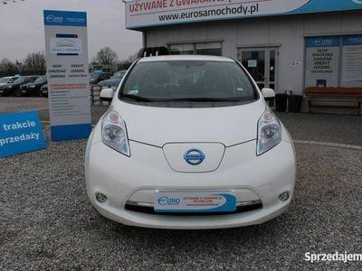 używany Nissan Leaf 0dm 109KM 2017r. 32 500km