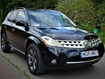 używany Nissan Murano 3.5dm 249KM 2007r. 189 000km