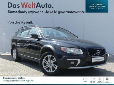 używany Volvo XC70 III 2,4 Diesel,163KM, 4x4, SalonPL, Iwł, Hak,Skóra, Ksenon, FV23%