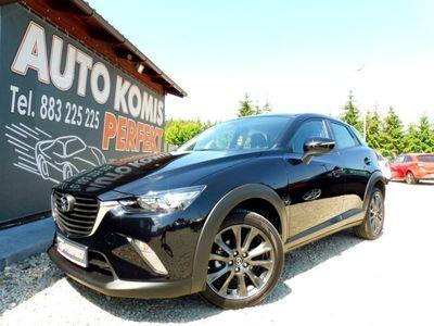 używany Mazda CX-3 Navi*Kamera*Automat*Alu*Skóra*Hands Free*