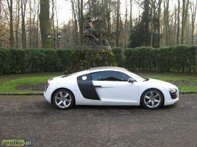 używany Audi R8 Coupé wynajem sprzedam wesela stan bdb