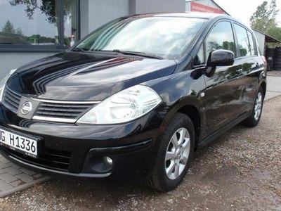używany Nissan Tiida 1.6dm 110KM 2008r. 177 145km