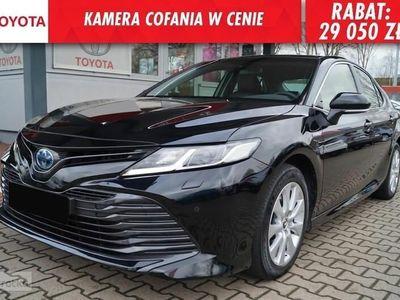 używany Toyota Camry Comfort 2.5 Hybrid 218 KM e-CV Pakiet Business Kamera Cofania Felgi, Chorzów