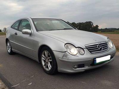 używany Mercedes CLC220
