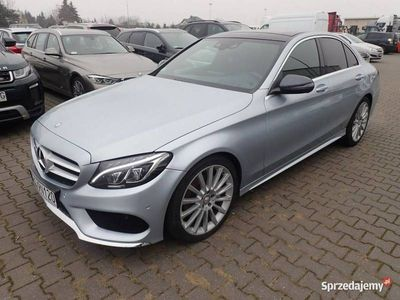 używany Mercedes C220 W205 (2014-)