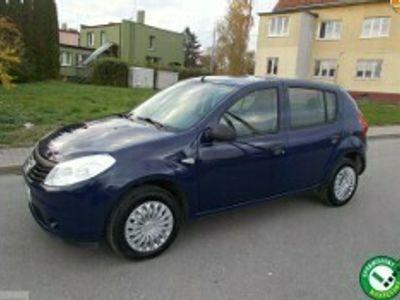 używany Dacia Sandero I Opłacona Zdrowa Zadbana Serwisowana od 1 Wł 130 Aut na Placu