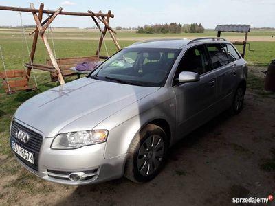 używany Audi A4 b7 2.0 tdi 140 km 2006r ZAMIENIĘ.