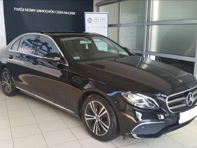 używany Mercedes E220 Business edition