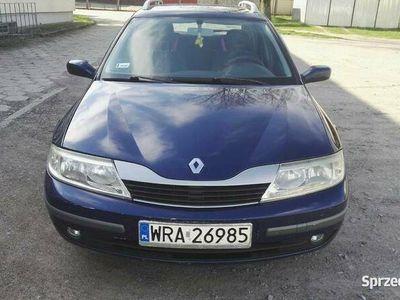 używany Renault Laguna II 1.9Dci sprawna w 100%