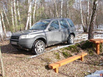 używany Land Rover Freelander I