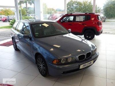 używany BMW 520 SERIA 5 IV (E39) 520 Seria 5 E39 Touring i 24V 170KM Skórzana tapicerka