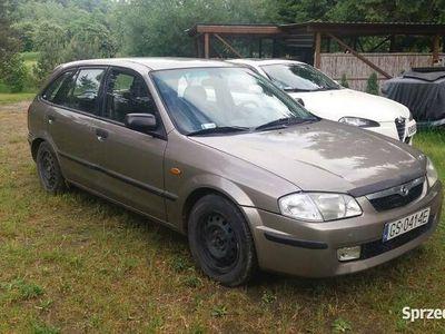 używany Mazda 323F 2.0 diesel