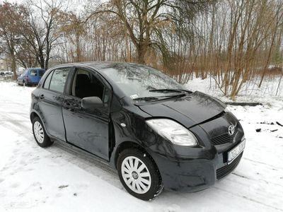 używany Toyota Yaris II 1.0 B Klimatyzacja ABS PALI JEŹDZI