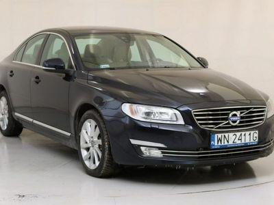 używany Volvo S80 2dm3 245KM 2014r. 84 557km WN2411G # Wersja Summum # T5 # Automat # 245 KM # Serwisowany #