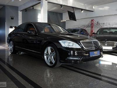 używany Mercedes S350 Klasa S W2214Matic, Olsztyn