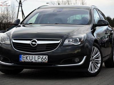 używany Opel Insignia 2dm3 195KM 2014r. 294 000km Bi-Turbo Bi-Xenon Radar Wentyle Serwis