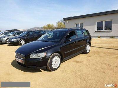 używany Volvo V50 I 1.8 125 KM KLIMA, Alusy, Ekonomiczny, Zadbany, Stan B. Dobry