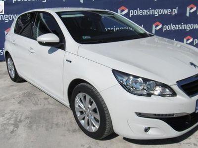 gebraucht Peugeot 308 1.2dm3 130KM 2017r. 25 811km ABS