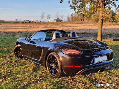 używany Porsche 718 Boxster 2018 2.0 300KM Salon Polska FullLed