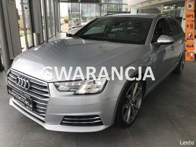 używany Audi A4 B9 bezwypadkowy f-vat 23 % gwarancja automat 2 x s-line