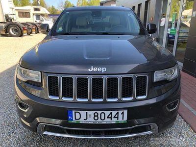 używany Jeep Grand Cherokee Salon Polska-Panorama-Max