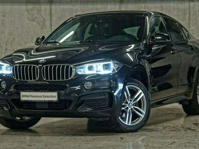używany BMW X6 3dm 313KM 2017r. 112 200km