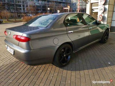 używany Alfa Romeo 166 Ti