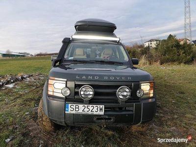 używany Land Rover Discovery 3 7OS. FV23% WYPRAWOWY