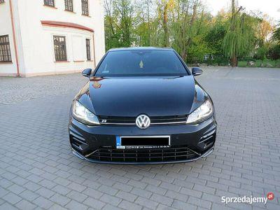 używany VW Golf R 2.0 TSI 310 KM 4X4 DIGITALTACHO SKÓRY REJ. PL