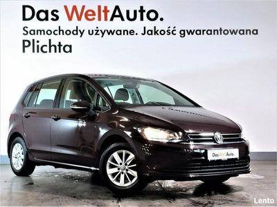 używany VW Golf Sportsvan 1dm 110KM 2018r. 37 243km