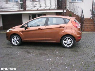 używany Ford Fiesta Mk7