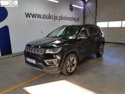 gebraucht Jeep Compass Compass 1.4dm3 140KM 2018r. 10 655km1.4 TMair Limited FWD