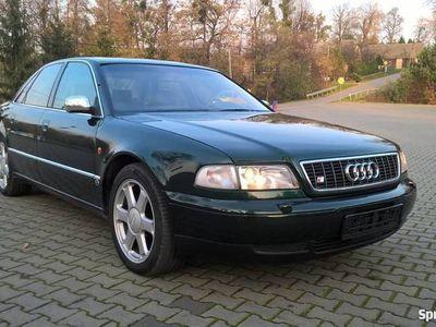 używany Audi S8 4.2 MANUAL Quattro