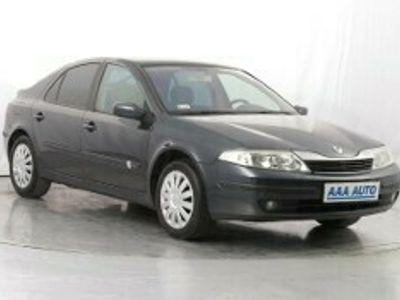 używany Renault Laguna II  Salon Polska, Klima, El. szyby, wspomaganie Kierownicy