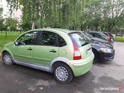 używany Citroën C3 przebieg 148800, 2007 r.
