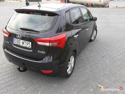 używany Hyundai ix20 1.4 90KM 2011 rok
